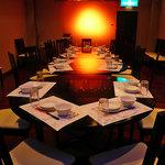味覚飯店U2 - パーティールームは、40名様収容。カラオケもOK!