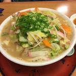 北海屋 - チャンポン麺
