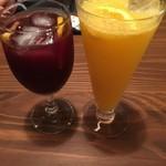 MINORIKAWA - サングリアとソーダ割りのジュース