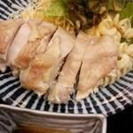 呑みどころ いぐべえ - 鶏の天然塩焼き