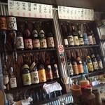 駒川ホルモン - お酒一覧