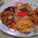 王さん - 中華定食