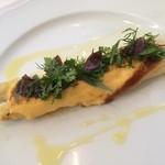 レストラン ファロ 資生堂  - ホワイトアスパラガス
