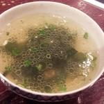 37446849 - ランチセット スープ