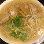 信長 - 拉麺 濃いめ