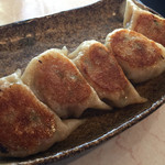Hananoki@Plus - まん丸!肉餃子!