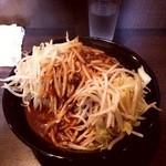 ダッパーダンヌードル - チーズカレー(M)¥1,000