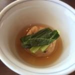 白樺 - 【朝食】雁もどきの煮物