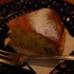 3745389 - 今日のケーキ:バナナとココナツのタルト