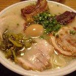 ラーメン櫻島 - 料理写真:チャーシューメン