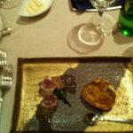 ロベール デュマ - 和食器で奏でる洋風懐石コースの一皿