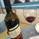 スパルタ - 赤ワイン(ヘラクレスの血)