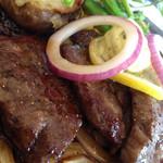 レストラン ボルドー - 旨味たっぷりの肉
