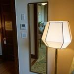 奈良ホテル - リニューアルですので調度品は新しいです