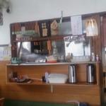 37452657 - 店内から厨房を見る