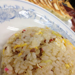 ぎょうざの満洲 - チャーハンと餃子定食