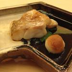 鮨 生粋 - いい塩梅の焼き加減