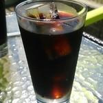 ハッピーランド - アイスコーヒー430円
