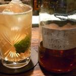 Bar Agit - 山椒のカクテル☆♪