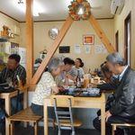 あぶずり食堂 - 店内客席