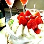 バーボンストリート - ケーキ持込OK!3000円飲み放題+フード付き。貸切パーティー,結婚式2次会,歓迎会,送別会,誕生日会,交流会,追いコン,女子会,飲み会,各種イベント・パーティー会場としてぴったり