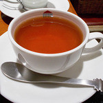 ムーミンハウスカフェ - セットの紅茶