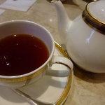 銀座トリコロール - 紅茶
