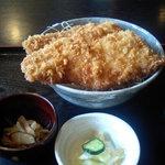 福多屋 - ソースかつ定食