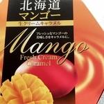 神内ファーム21 - 神内マンゴー マンゴーキャラメル480円パッケージ