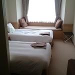 ホテルマイステイズプレミア札幌パーク - いつも泊まるようなホテルとは違うな(汗)