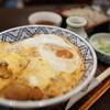 ごまそば八雲 - 料理写真:カツ丼セット