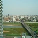 ホテルマイステイズプレミア札幌パーク - 景色はよくない方向ですかね