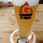 Beer & Chicken 大山 - 大山Gビール ヴァイツェン