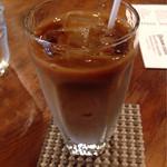 グリムカフェ - アイスカフェラテ¥460