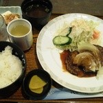 アトラン - ハンバーグ定食