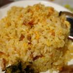 微風台南 - 蛋炒飯