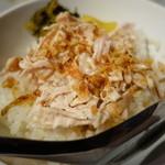 微風台南 - 鶏肉飯
