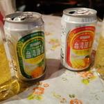 微風台南 - フルーツビール