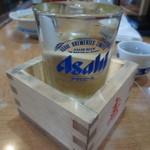 正起屋 - 炭酸系の日本酒で爽やかな呑み心地です♪