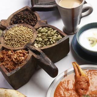 スパイス20種類余りの香辛料で作るマサラ