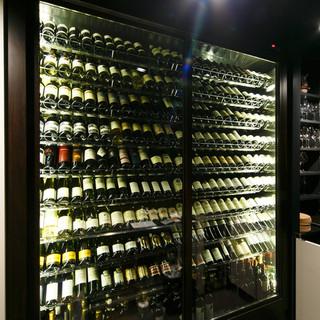 管理が徹底されたワイン