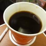 ロマンスカーカフェ - ブレンドコーヒー