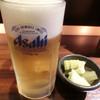 おばこ - 料理写真:アサヒ 生ビール 560円。