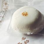 愛宕茶屋 - 料理写真:塩あんびん
