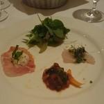 イル・ムリーノ・ニューヨーク ダイニング - 前菜