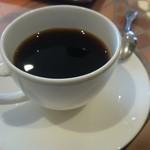ツタヤメイブンドウ - ドリンク写真:ブレンドコーヒー(税込205円)