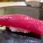 寿しの吉乃 - 本鮪赤身