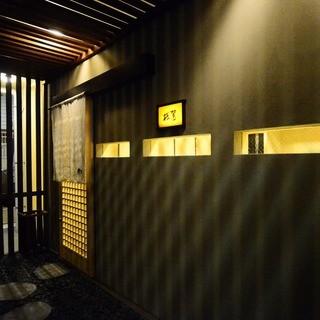 地下鉄七隈線天神南駅より徒歩7分。