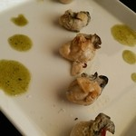 37479302 - 牡蠣のアヒージョ