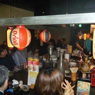 渋谷で沖縄宴会♪